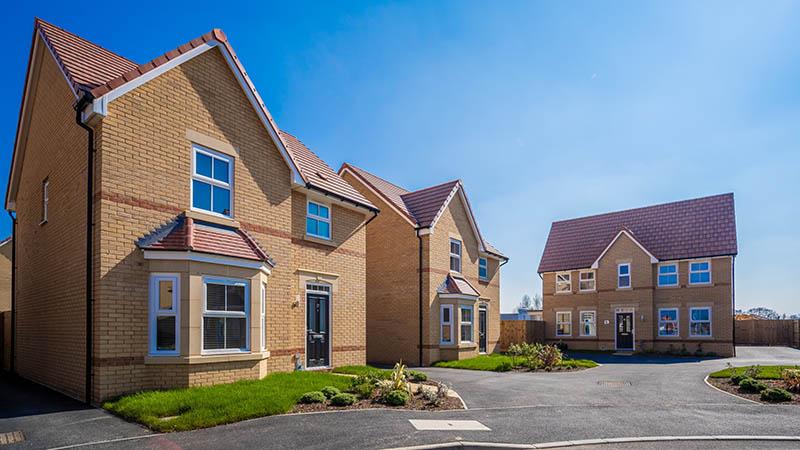 Northstowe (Barratt Homes)