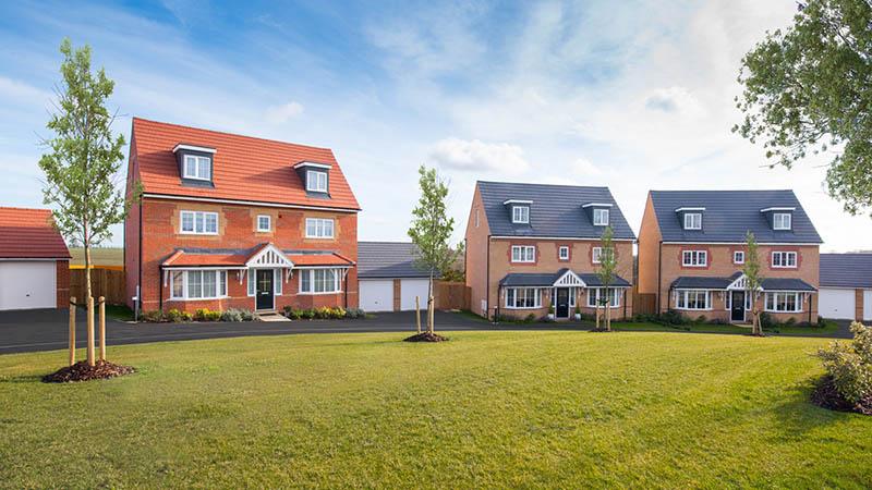 Lyveden Fields (Barratt Homes)