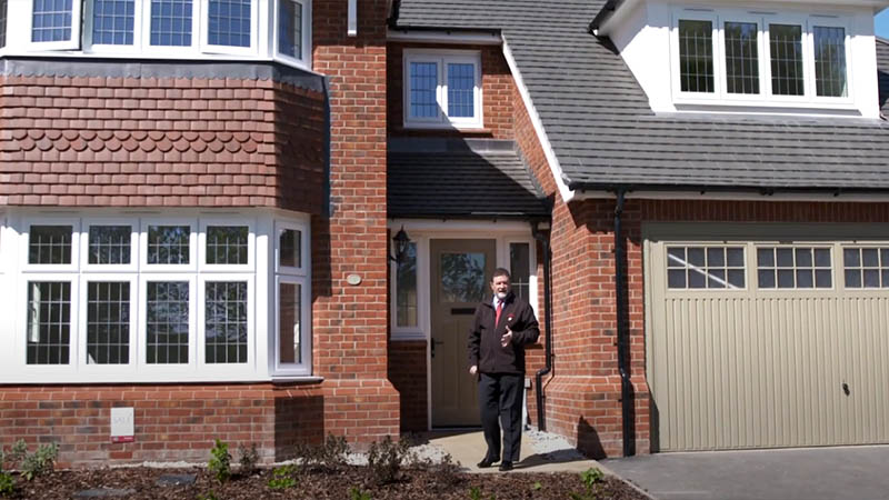 Robert Harding, Redrow South Midlands