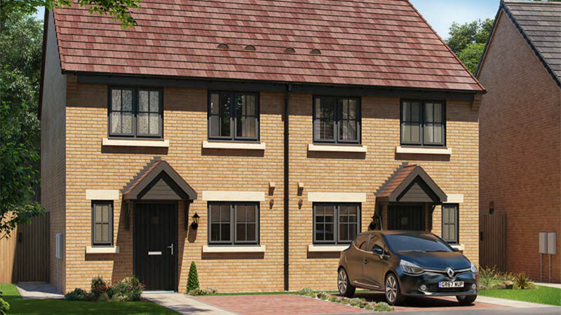 Stephenson Meadows (Riverside Home Ownership)