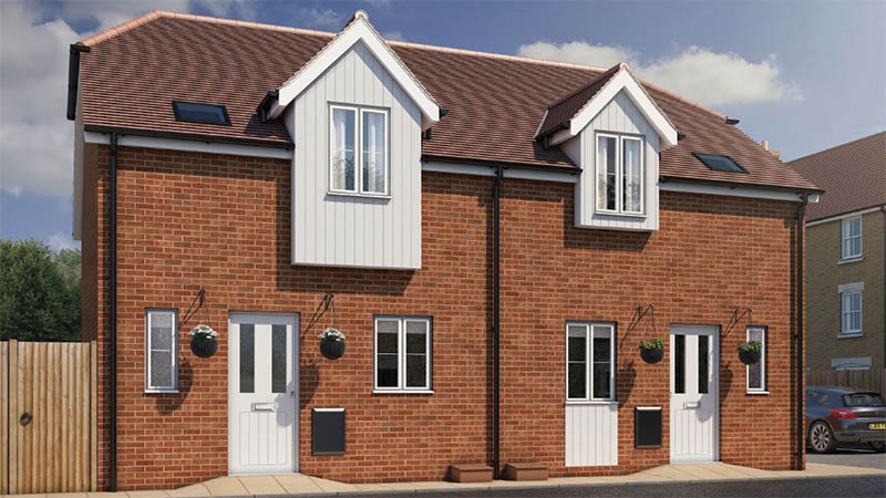 'The Worcester' (Storey Homes)