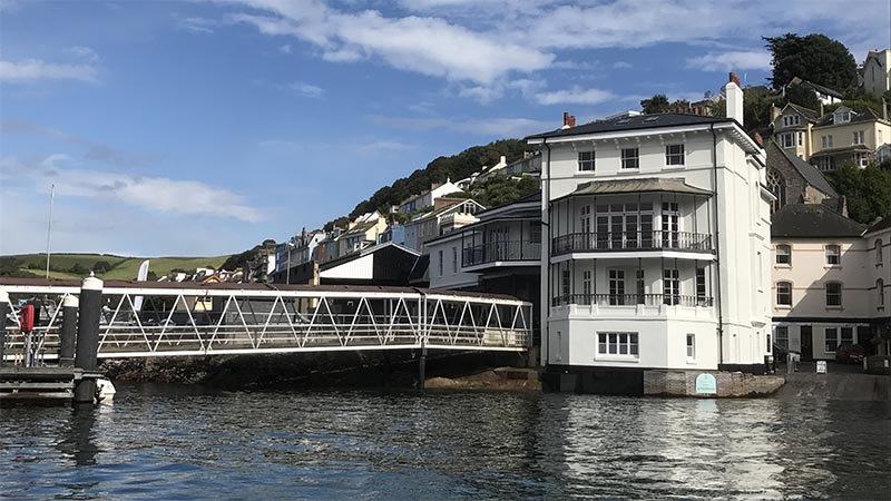 The Royal Dart House (The Coastal House)