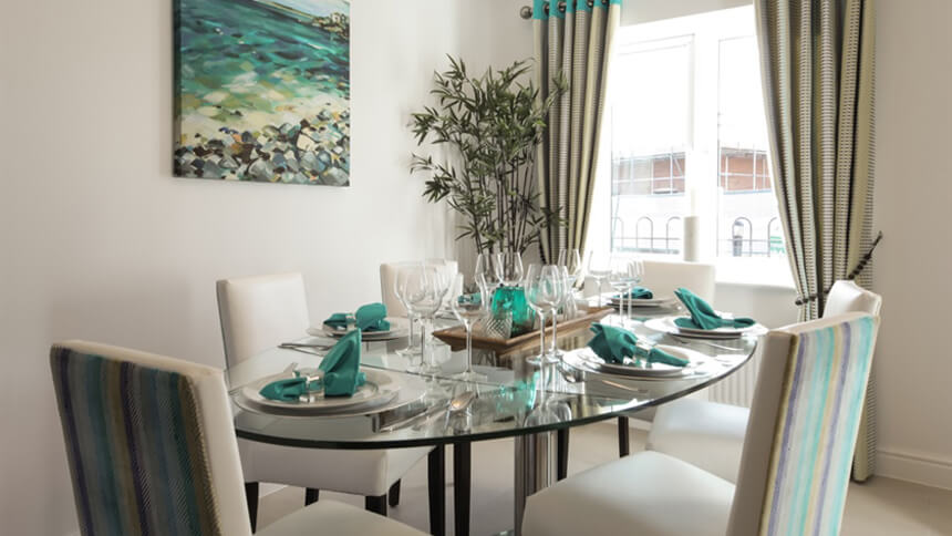 Copthorne Place (Persimmon Homes)
