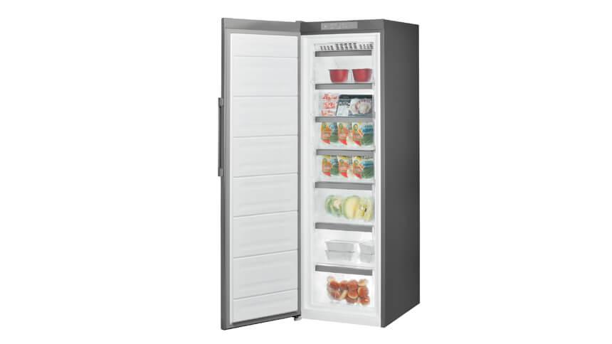 Whirlpool's UW8 F2C XB freestanding freezer