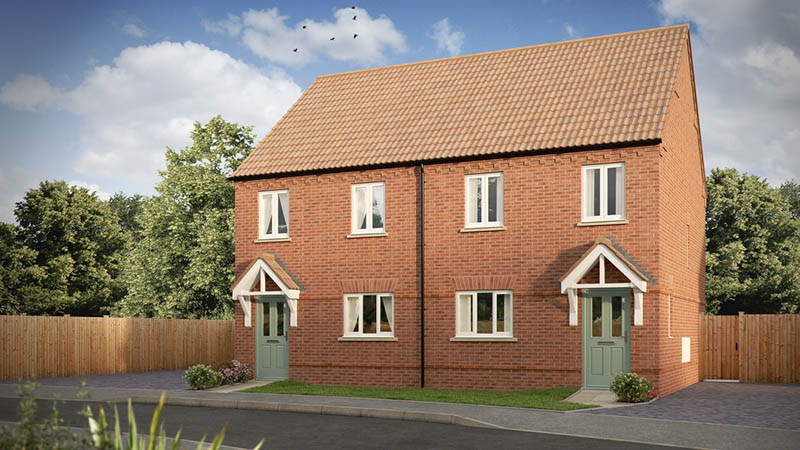 Wensum Place (Clarion Housing Group)