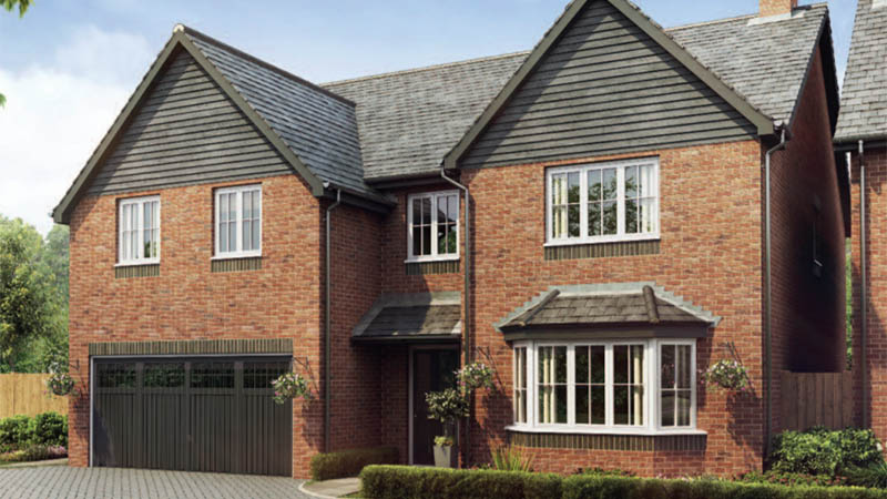 'The Knightsbridge' from Lioncourt Homes