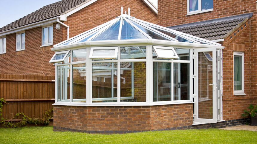 Budgeting for a conservatory