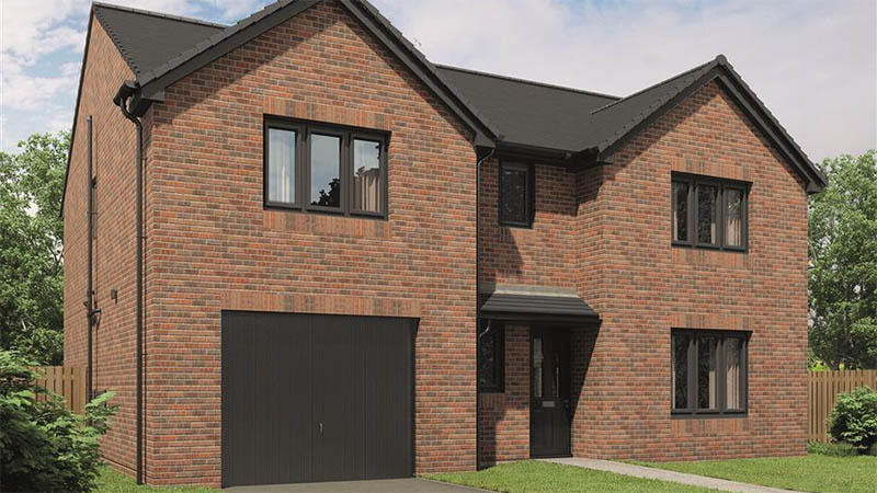 The 'Wallace', Kinloch Green (Taylor Wimpey)