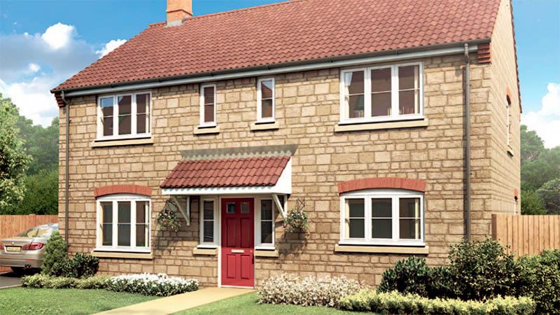 'The Middlethorpe', Allison Homes