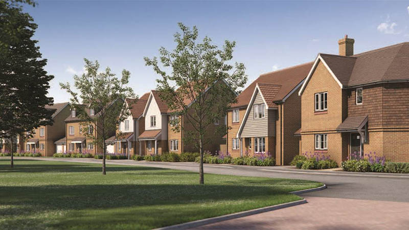 The Hawthorns (Abbey New Homes)