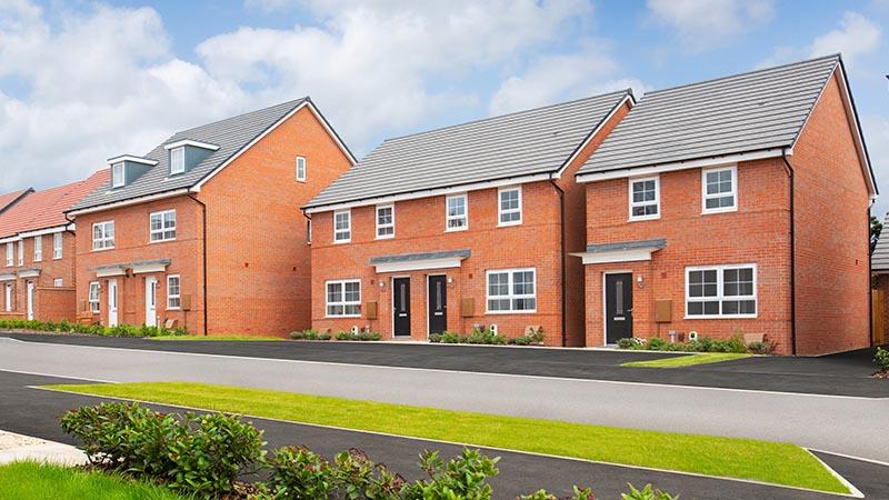 Warwick Gates (Barratt Homes)