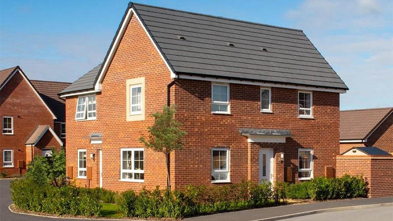 The 'Moresby' from Barratt Homes