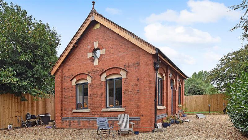 The Old Pump House (via Nicol & Co)