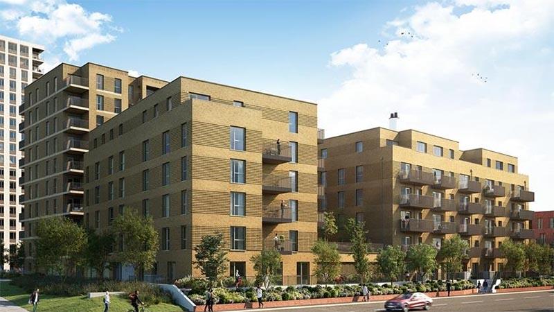 Cornelius Apartments (Barratt London)