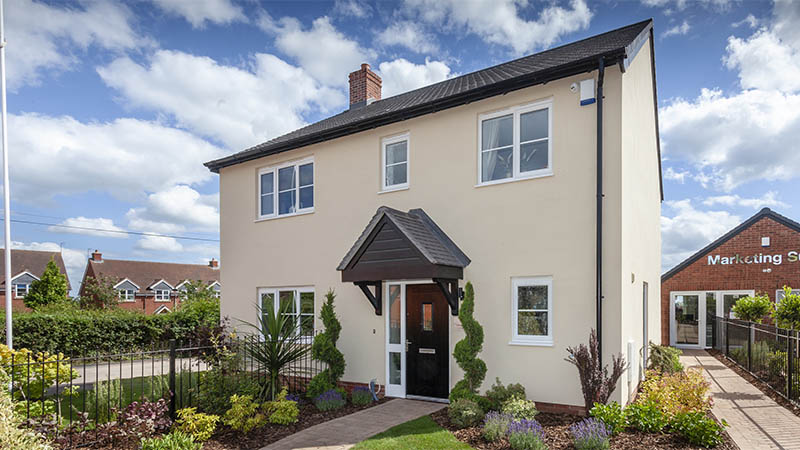 'The Temeworth' from Lovell Homes