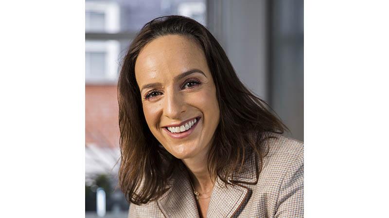 Camilla Dell, co-founder of Black Brick