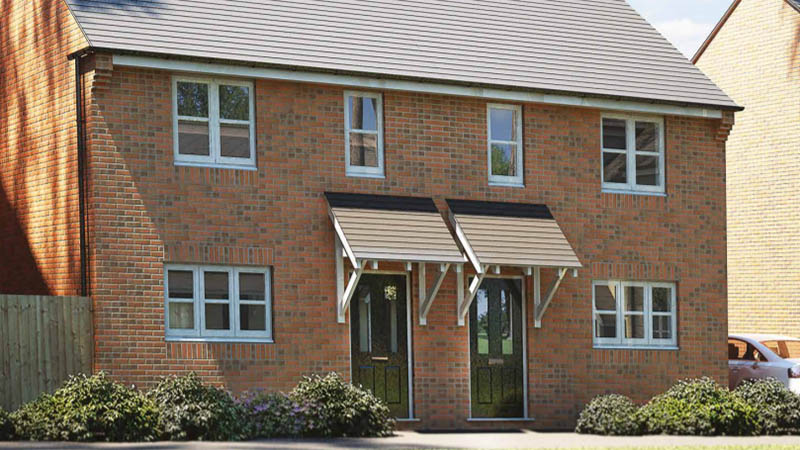 Lingley Fields (Clarion Housing Group)
