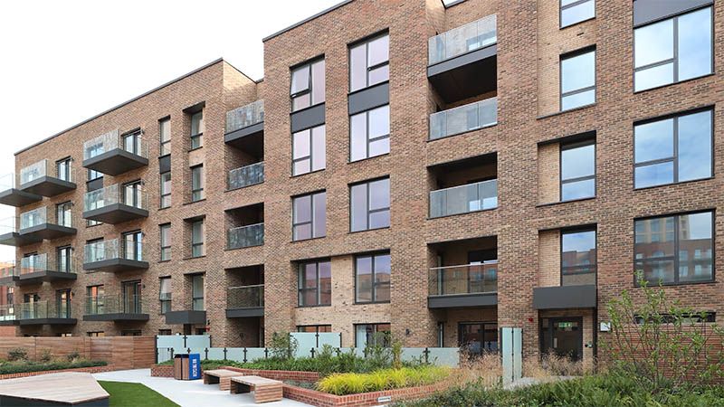 Colindale Gardens (Redrow Homes)