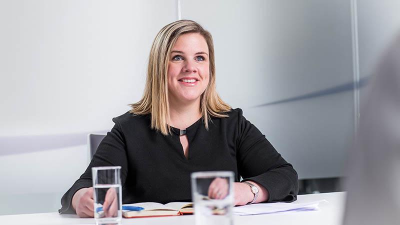 Hazel Davies of Queensberry Properties