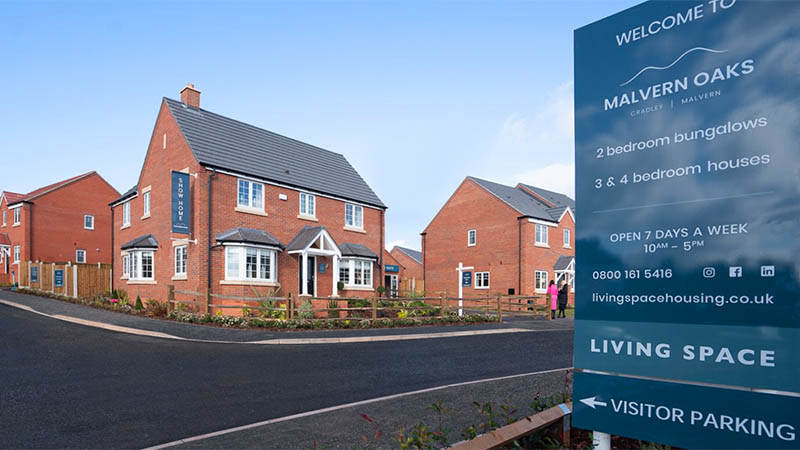Malvern Oaks (Living Space Housing)