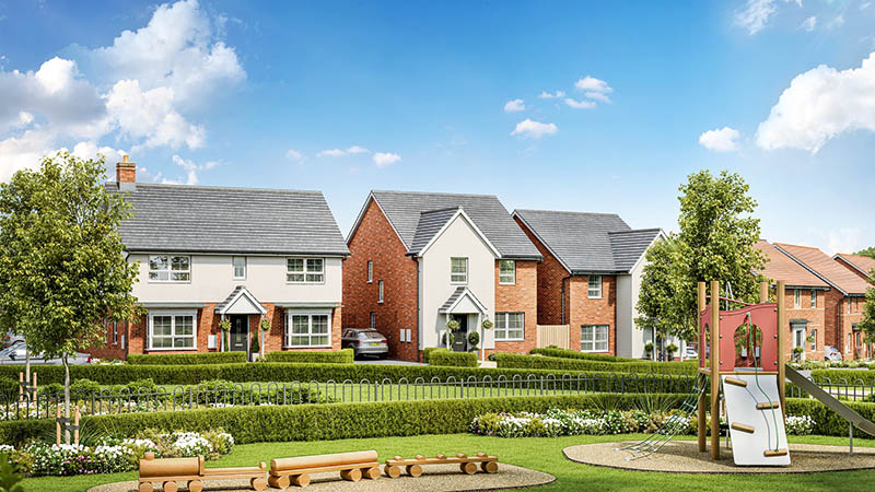 Lavender Grange (Barratt Homes)