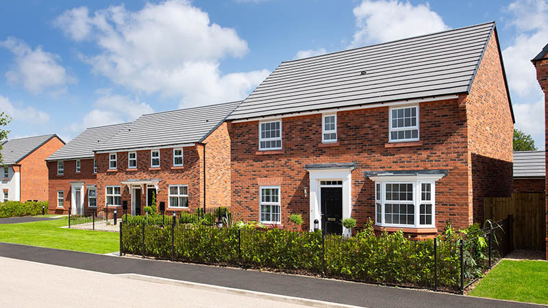 Galloway Grange (David Wilson Homes)
