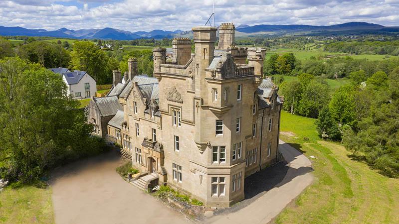 Dalnair Castle (FM Group)