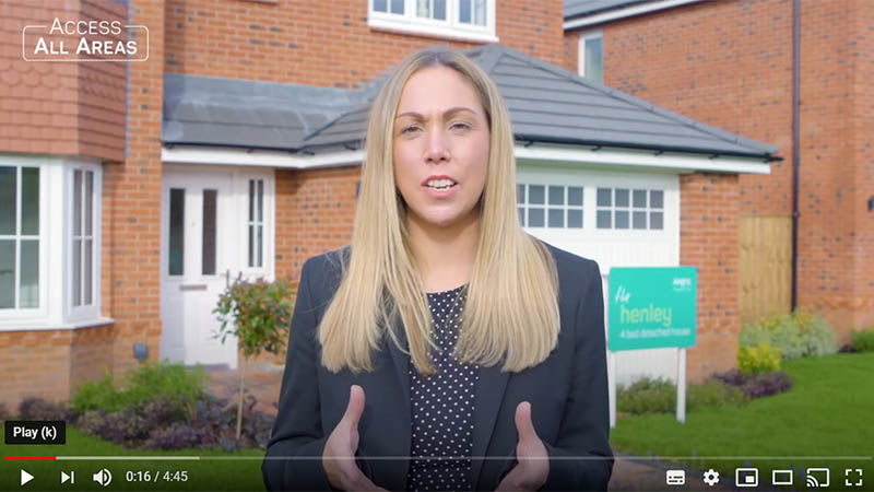 An Anwyl Homes video tour