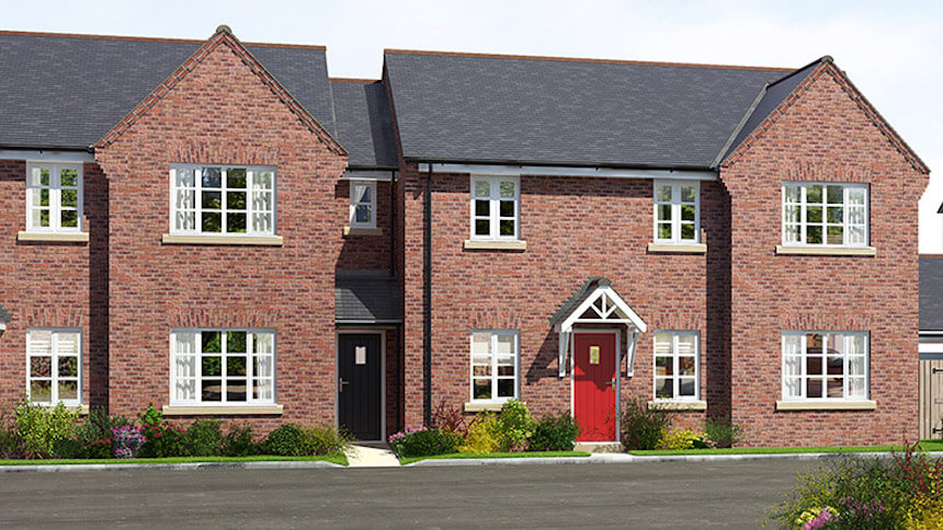 Castle Green, Hatton, Derbyshire (Radleigh Homes)