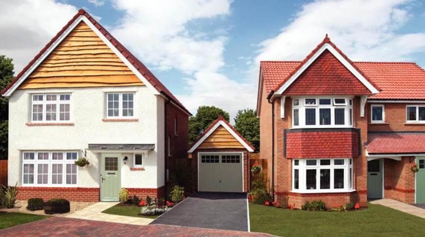 Hamilton Park, Leicester (Redrow Homes)