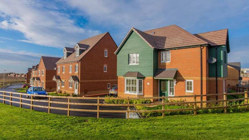 Treetops in Woodville, Derbyshire (Taylor Wimpey)