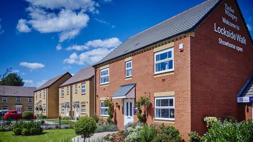 Lockside Walk (Taylor Wimpey)