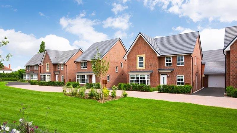 New Homes Barratt Homes Warwickshire Whathouse Com