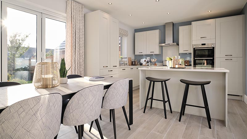 The 'Oxford' at Bridgewater View (Redrow)