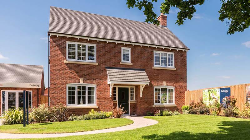 'Swakestone' house type (Bellway)