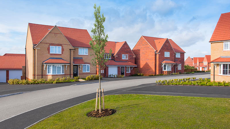 Lyveden Fields (Barratt Homes)