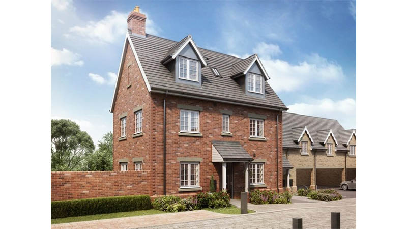 'The Harter' show home at The Place (Storey Homes)