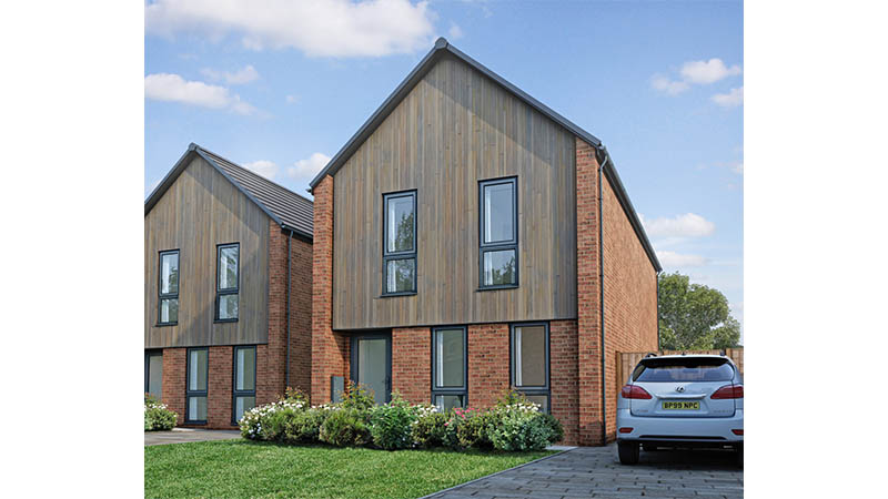 The 'Haybarn 3' at Green Hills (Kingswood Homes)