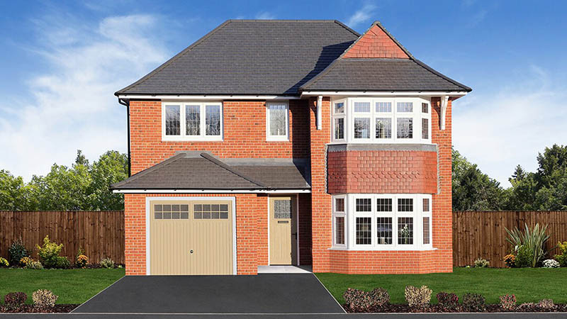 The 'Oxford Lifestyle' (Redrow Homes)