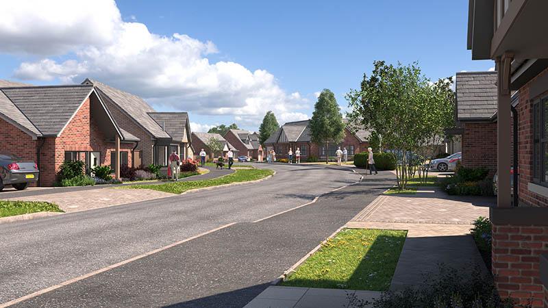 Woodhall Spa (McCarthy Stone)