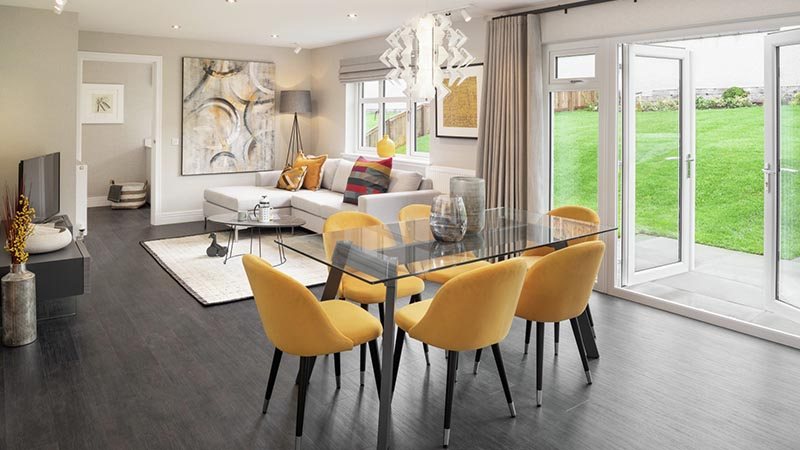 'Darroch' show home at The Grove (CALA Homes)