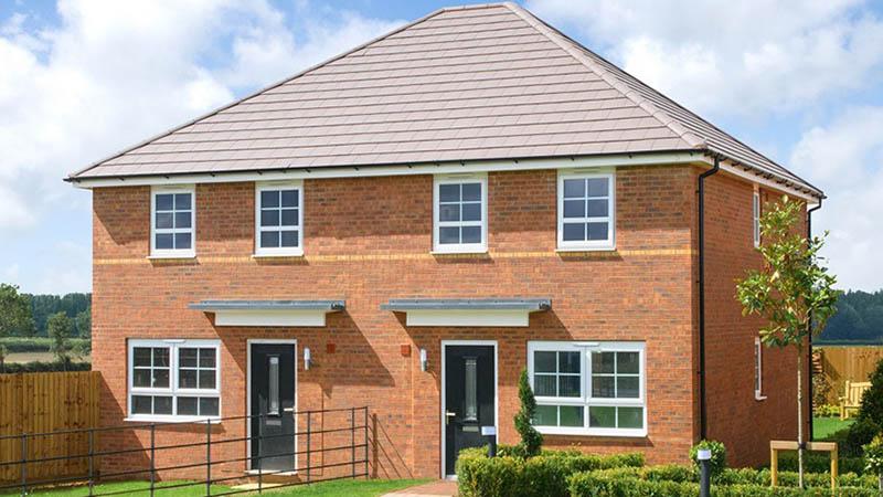 The 'Maidstone' at Momentum (Barratt Homes)