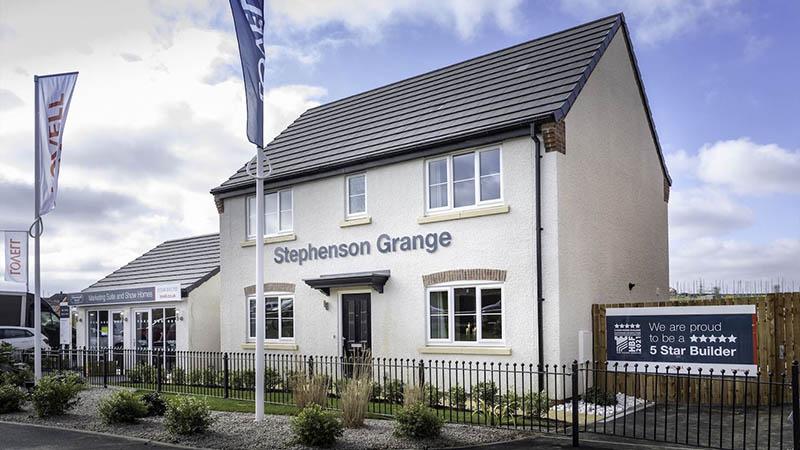 The 'Puttenham' Stephenson Grange (Lovell Homes)