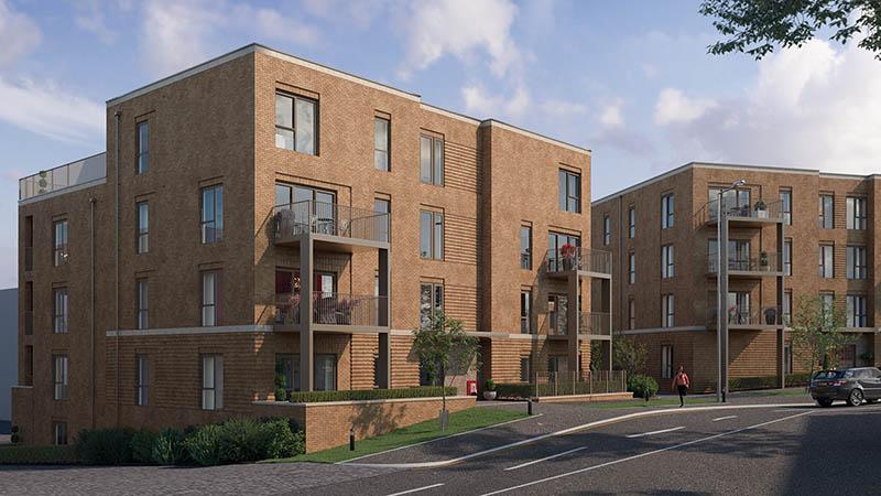 Kingcup Apartments at Millbrook Park
