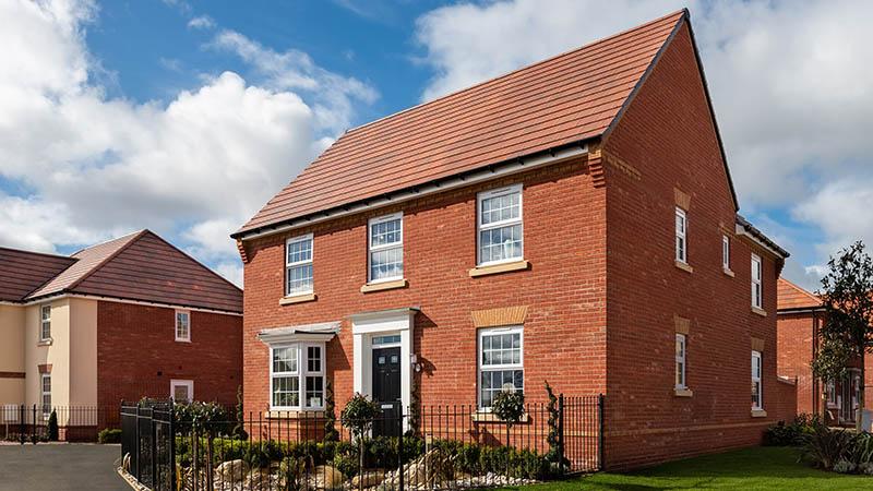 New Homes David Wilson Homes Northamptonshire Whathouse Com