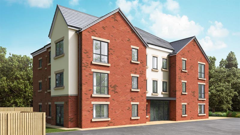 Aston Court at Fairways (Home Reach)