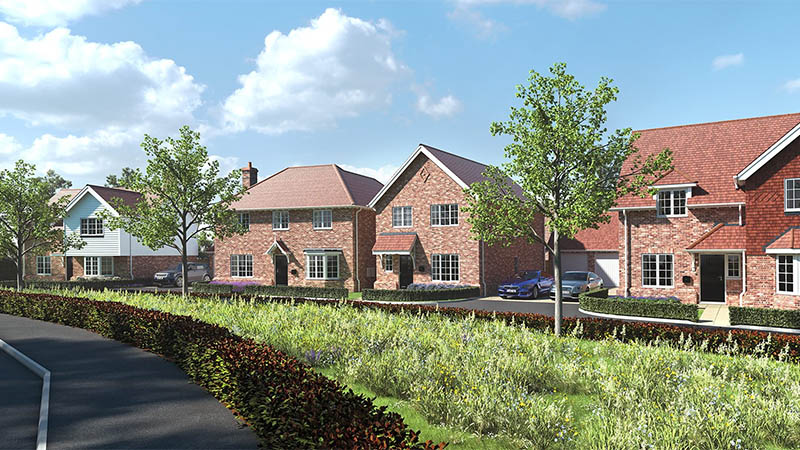 Heritage Fields (Sunningdale House Developments)