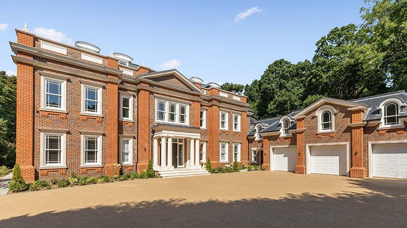 WhatHouse? Best Luxury House 2020, Hampton Place