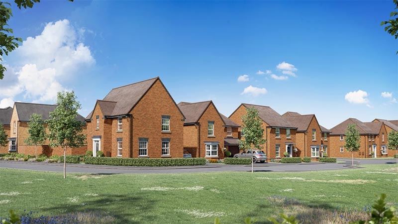 Chalkers Rise (David Wilson Homes)