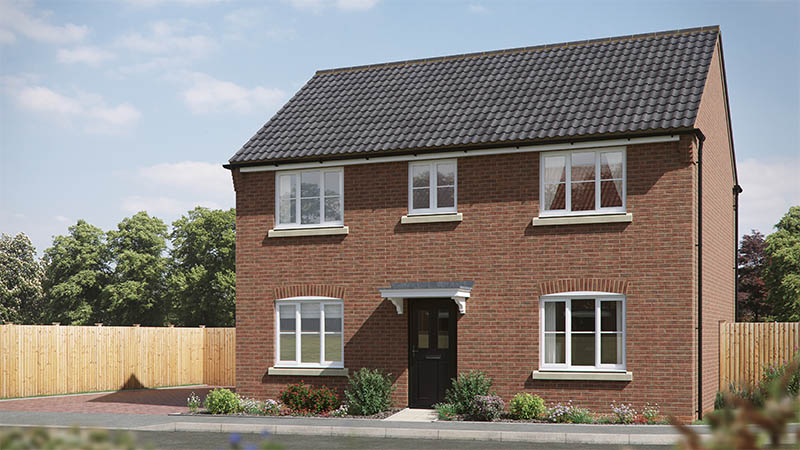 The Crown Meadows (Clarion Housing)